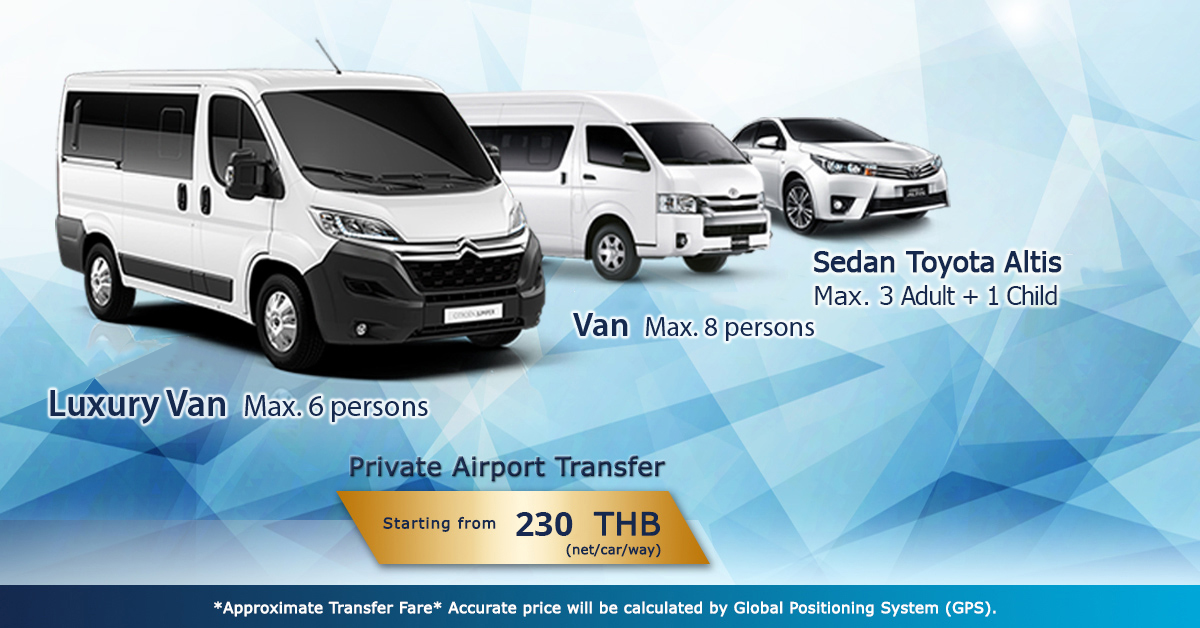 Private Airport Transfer in Phuket